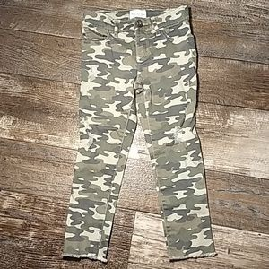 The Children's Place Camo Jeans